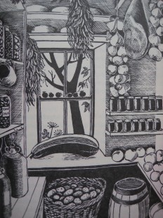 Sally Seymour : Storage of vegetables