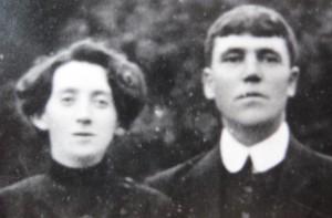 Paulina (George) and Tom Maurice