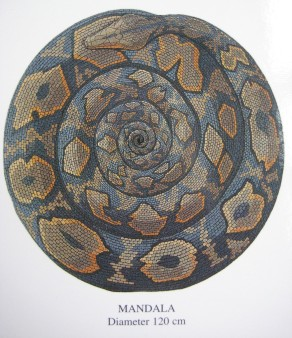 Mandala by Eirion Short