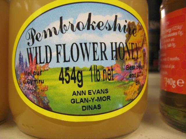 Dinas honey