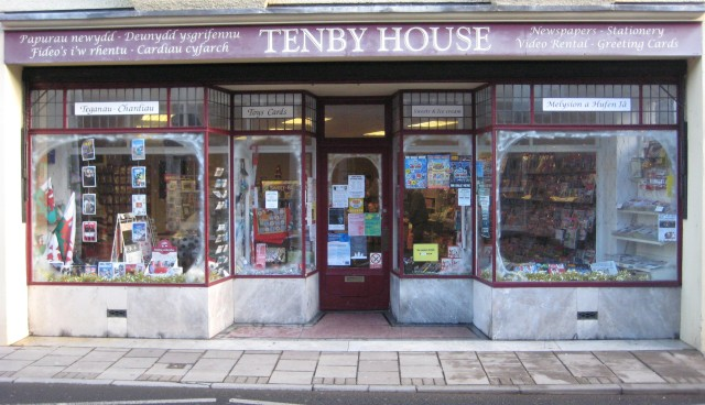 Tenby House Fishguard