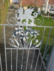 Garden gate by J E Thomas and Son