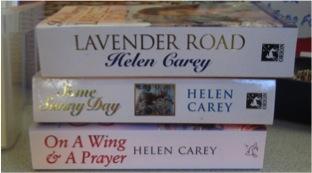 Helen Carey books