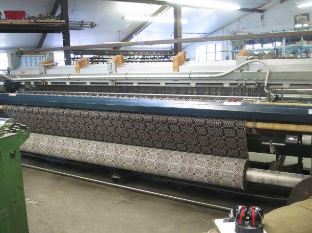 Weaving at Melin Tregwynt