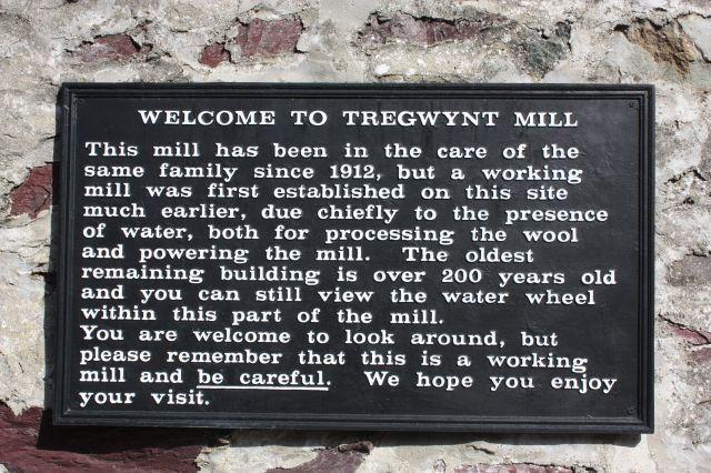 Tregwynt Mill