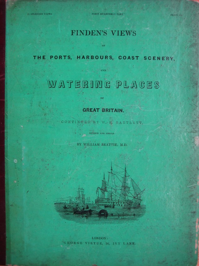 Finden's Views of the Ports, Harbours, Coast Scenery and Watering Places of Great Britain