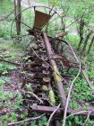 Old seed drill (Photo by Ceridwen)