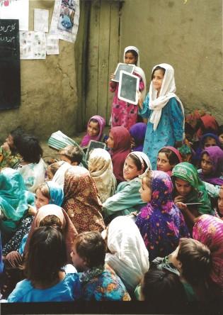 Pakistan - School for working girls