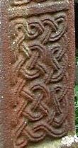 Nevern Cross (detail)