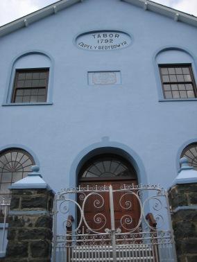Tabor Baptist Chapel, Dinas Cross
