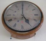 Tabor Vestry clock