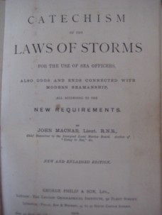 The Laws of Storms