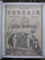 Pilgrim's Progress in Welsh Title page