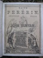 Pilgrim's Progress in Welsh Title page