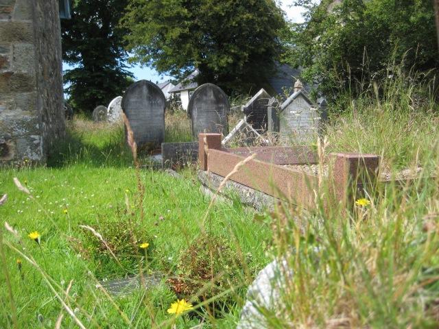St Brynach's churchyard1