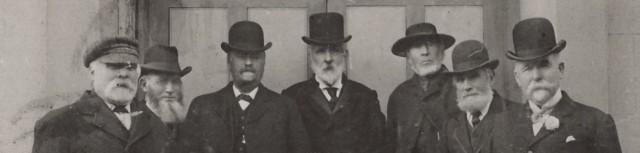 Tabor deacons' hats