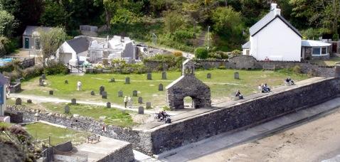 Cwm yr Eglwys Churchyard 2005