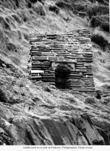 Castle built on a rock