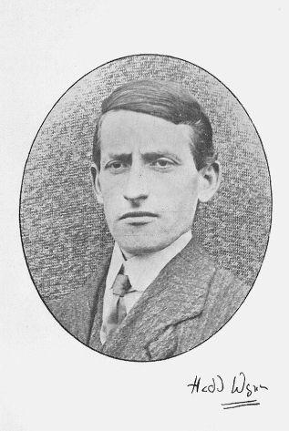Ellis Evans (1887-1917)