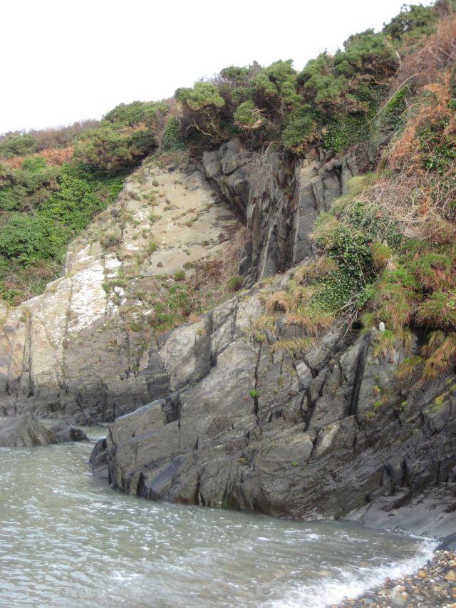 Slate quarrying Aberbach