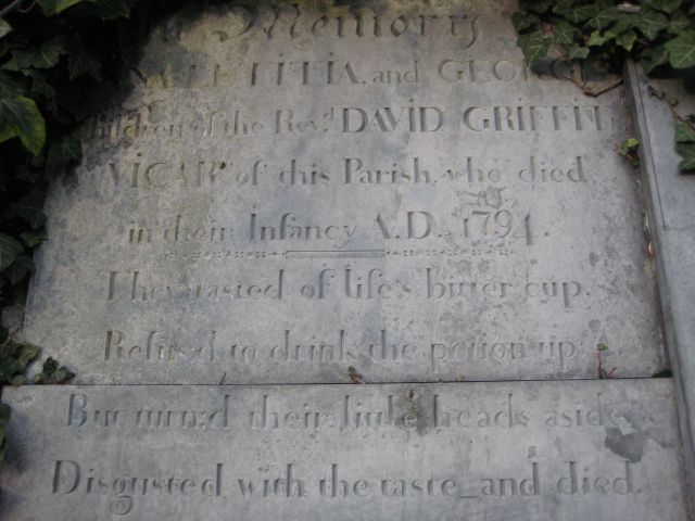 St Brynach's churchyard, Nevern