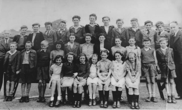 Dinas Primary School Pauline's class 2