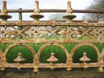 Iron railings 9