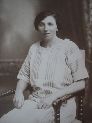 Rebecca Francis (nee George)