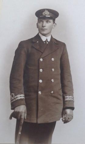 Captain Joseph Thomas Francis