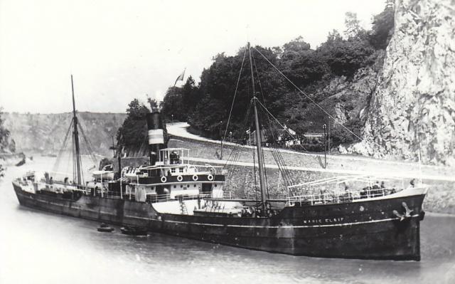 SS Marie Elsie
