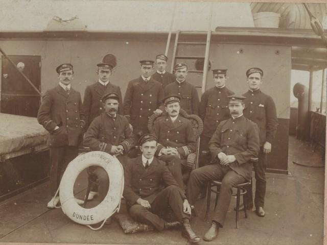SS Den of Ruthven