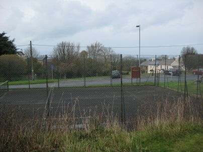 Dinas Tennis Court 2014