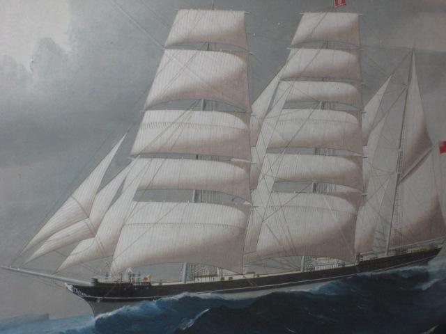 Windrush painting in Eryl