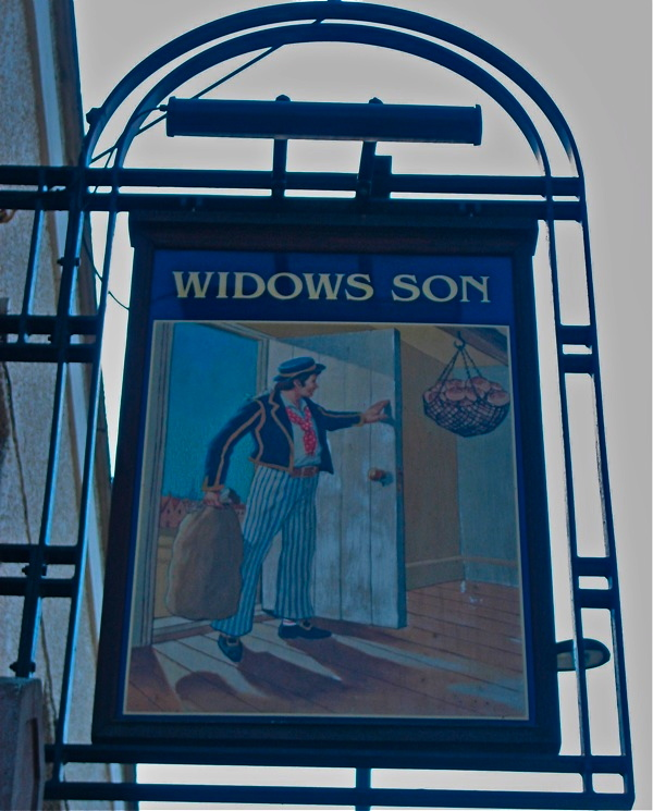 Widow's Son