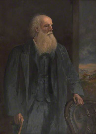 """J. R. Kilsby Jones Ap Caledfryn"" by Artist Ap Caledfryn (1837–1915) - http://www.bbc.co.uk/arts/yourpaintings/paintings/reverend-j-r-kilsby-jones-18131889-120219. Licensed under Public Domain via Wikimedia Commons - http://commons.wikimedia.org/wiki/File:J._R._Kilsby_Jones_Ap_Caledfryn.jpg#/media/File:J._R._Kilsby_Jones_Ap_Caledfryn.jpg"