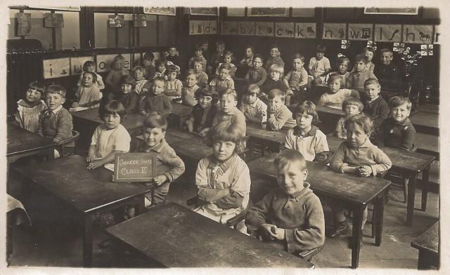 Chaucer Infants Class 5