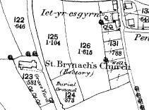 1889 MAP IET-YR-ESGYRN2